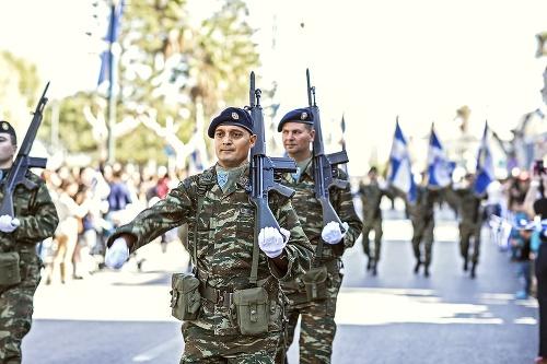 Vojenská služba v Grécku