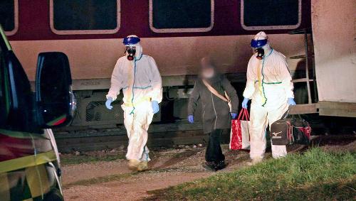 Záchranári ženu hospitalizovali v