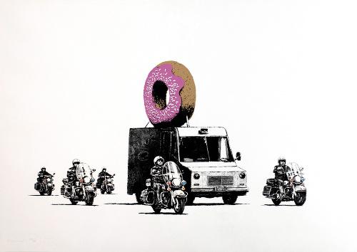 Strawberry donut: Grafi ka