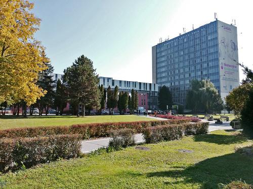 Nemocnica v Košiciach -