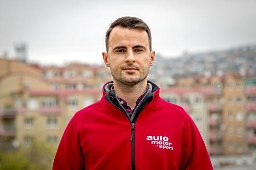 Juraj Hrivnák, motoristický novinár,
