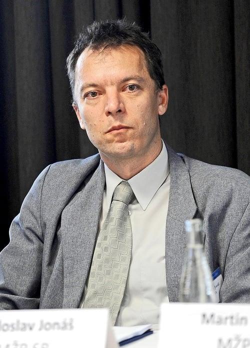 Radoslav Jonáš, expert zo