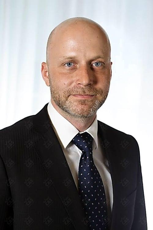 Maroš Ovčarik, výkonný riaditeľ