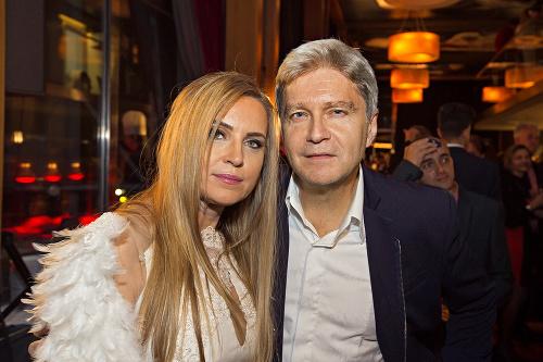 Erika Judínyová a Štefan