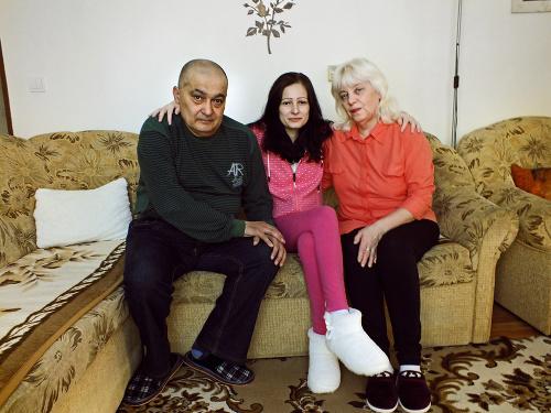 Rodičia Ivana (61) a