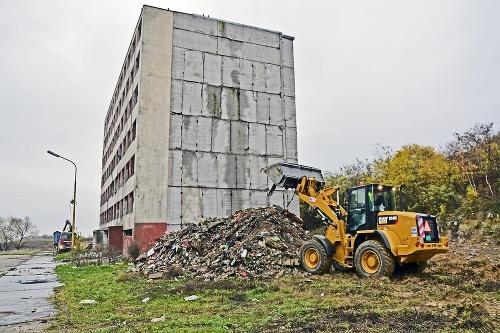 Odpad z Luníka IX