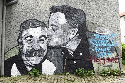 Milan Lasica a Július