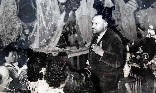 Jozef Herczeg, autor nápadu