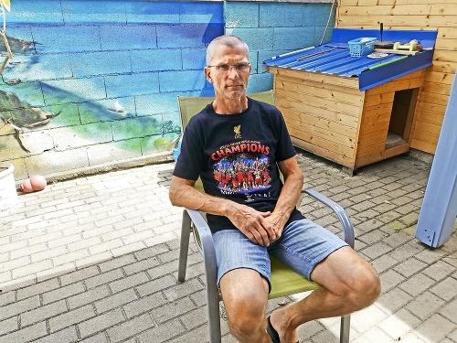 Bývalý baník Miroslav Masárik