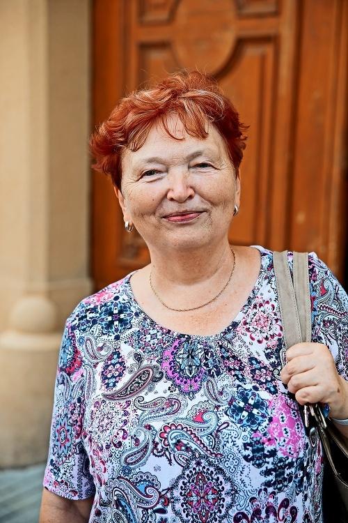 Terézia, 67 rokov