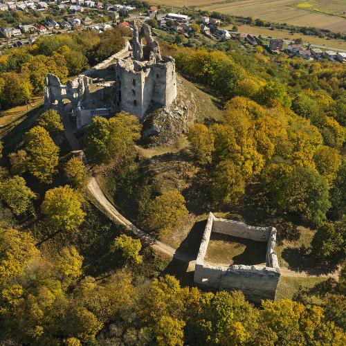 Zrúcanina hradu Brekov nad