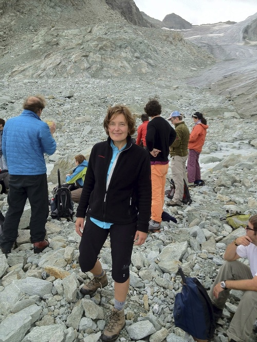 59-ročná americká vedkyňa Suzanne