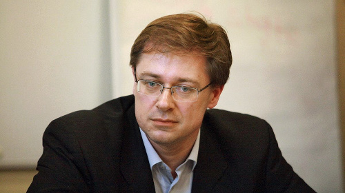 Michal Vašečka.