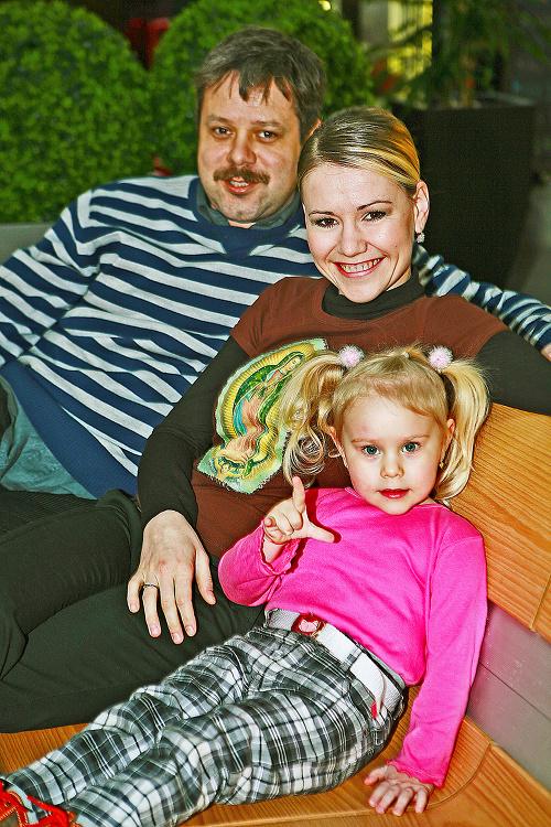 Prvé manželstvo: Dcéru Romanku