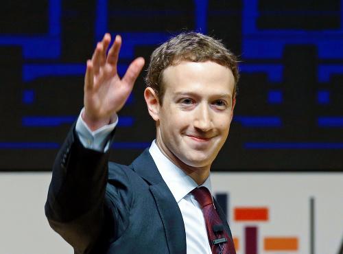 M. Zuckerberg