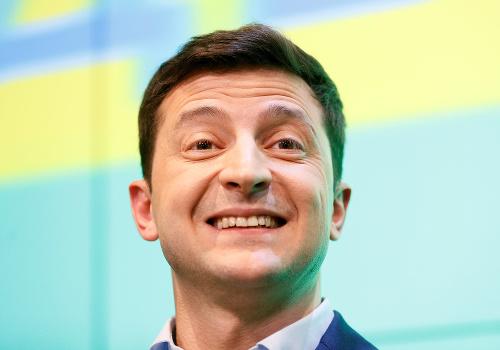 Víťaz ukrajinských prezidentských volieb