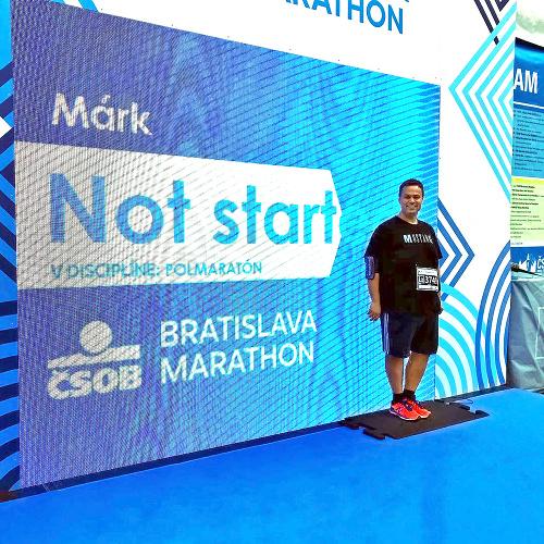 Pre Marka bol maratón