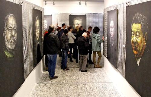 Na výstave prezentujú 24