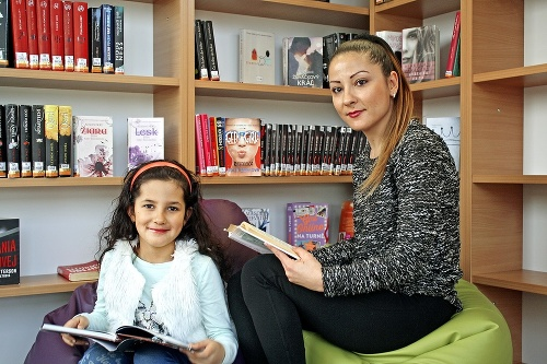 Eva (33) s dcérkou