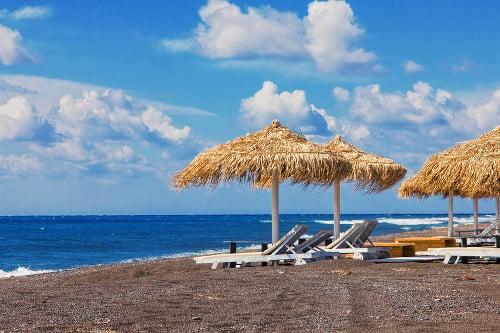 Dovolenka na gréckych plážach