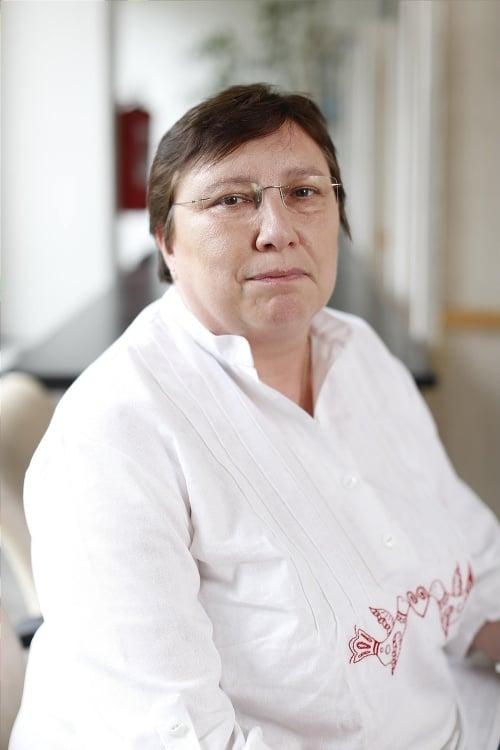 Katarína Nádaská, etnologička.
