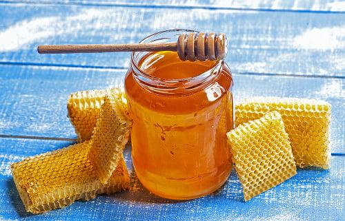 Med: sladučká prírodná pochúťka