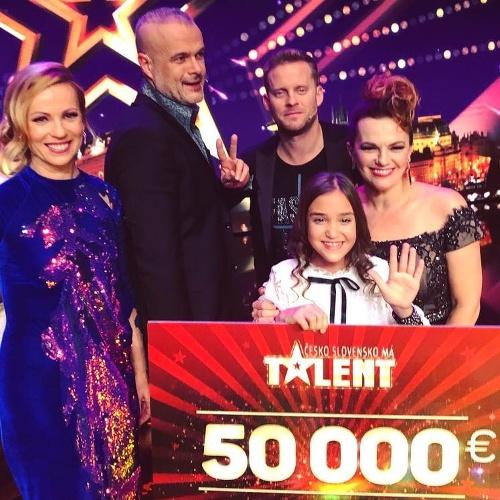 Vyhrala mladá a talentovaná