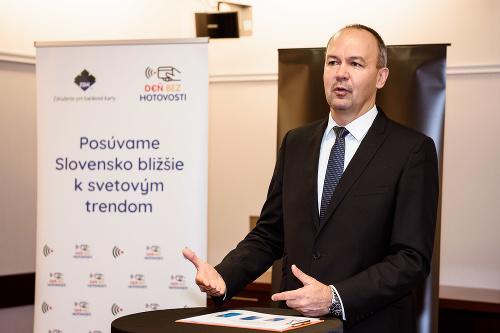 Rastislav Vallo, predseda Združenia