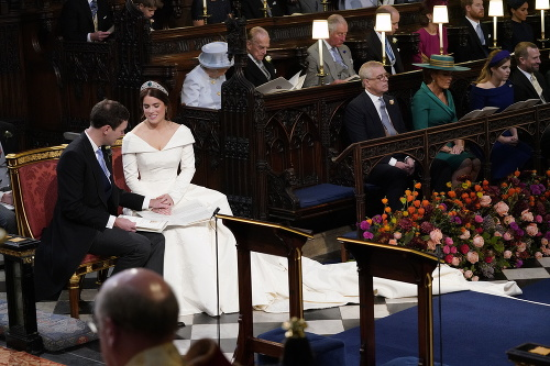 Svadba princeznej Eugenie a
