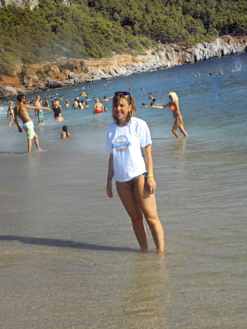 Pekné pláže a čisté