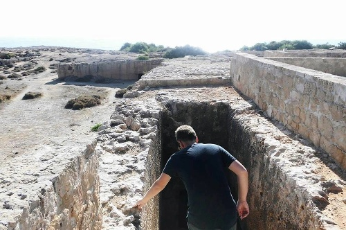 Dovolenková inšpekcia Cyprus