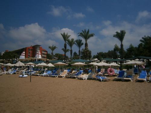 Pláž hodnotí Viktória na