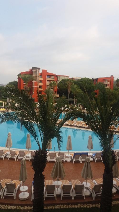 Hotel Pegasos club.