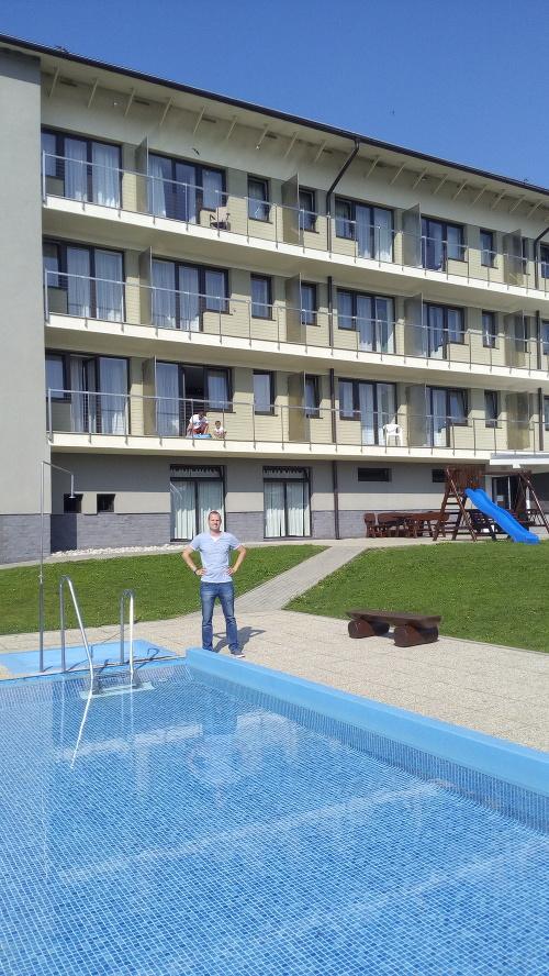 Vybavenie hotela Altis v