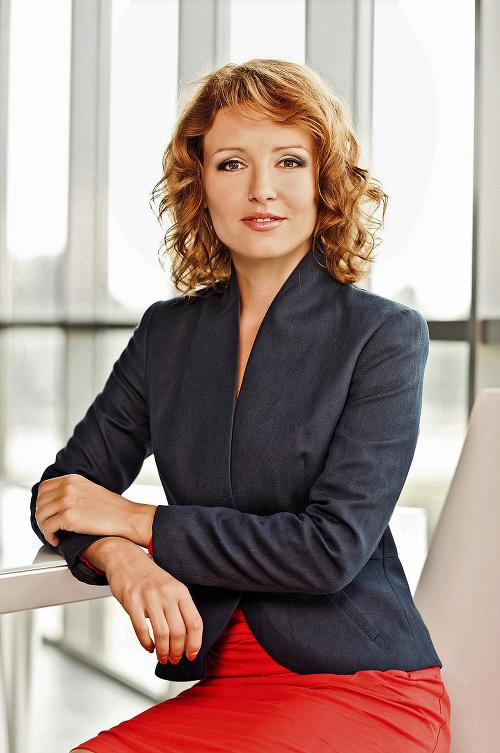 Zuzana Eliášová, hovorkyňa ministerstva