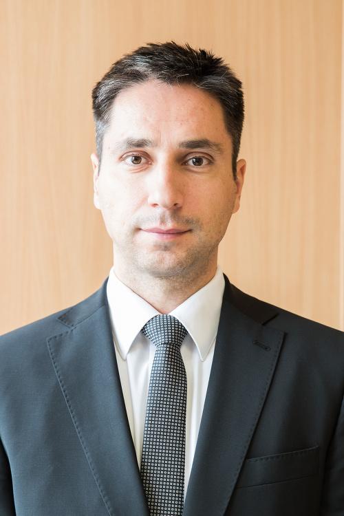 Peter Goliáš, ekonóm INEKO.