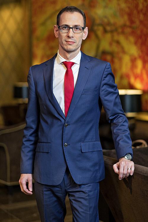 Martin Petruľák, GDPR špecialista,