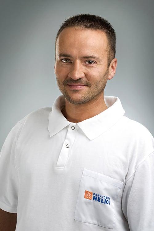 Peter Krajkovič, gynekológ a