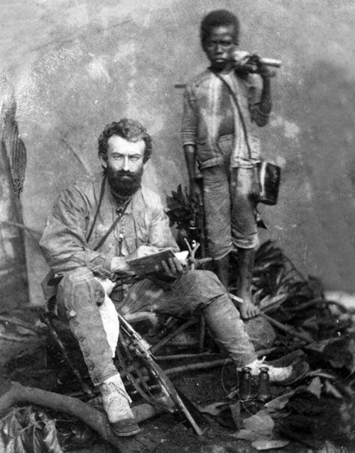 1873 - Ruský vedec