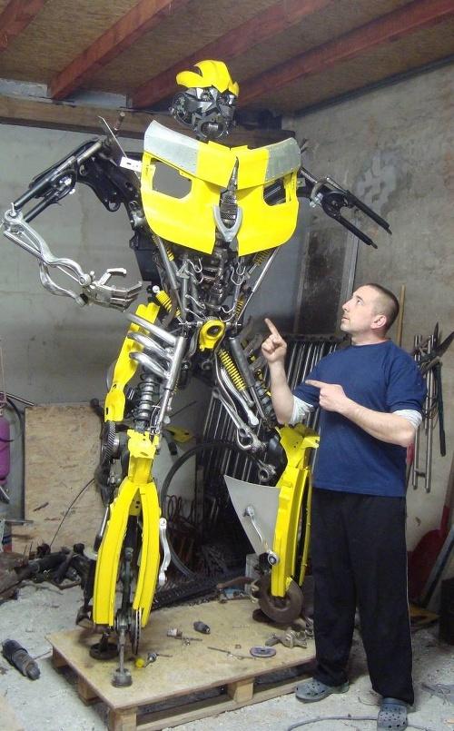 Do tvorby 500-kilového žltého