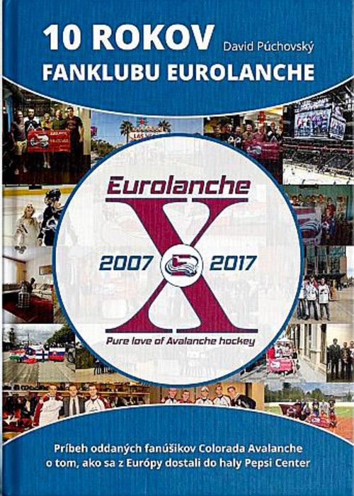 Kniha o Eurolanche.