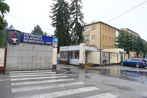 Ústredná vojenská nemocnica SNP