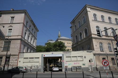 Univerzitná nemocnica Bratislava má
