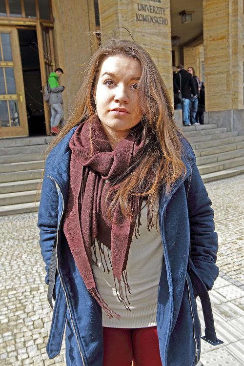 Miroslava, 21.