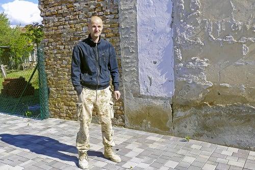 Ján Gabriš (31), Trenčín.