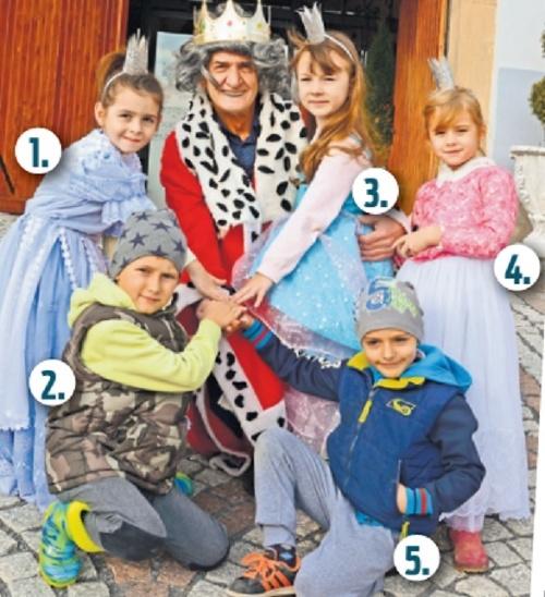 Deti z  Materskej