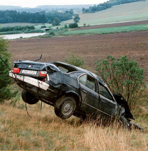 1. SEPTEMBER 1992: Šofér
