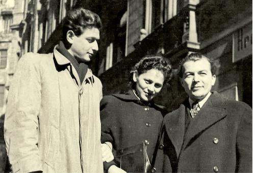 Edita Grosmanová s manželom