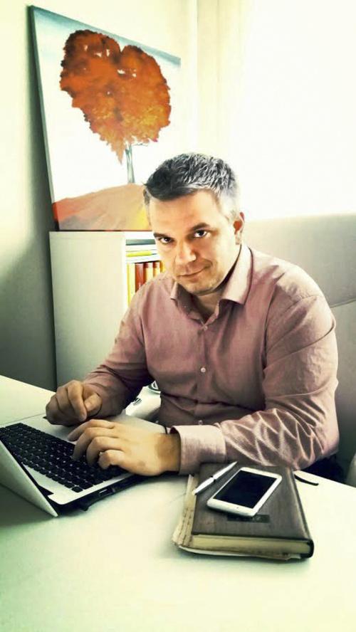 Róbert Bános, advokát