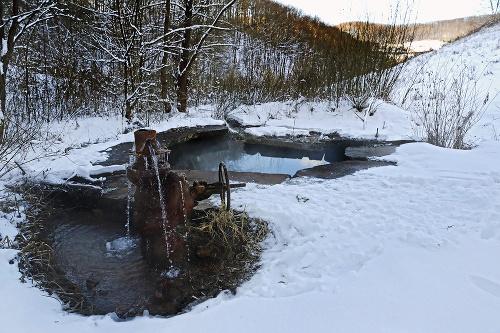 LUKAVICA: Voda v Lukavici